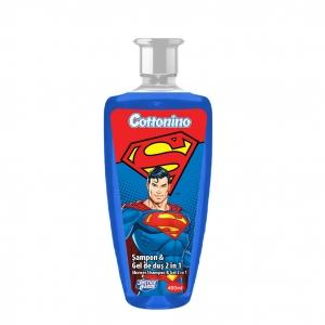 Shampoo & Shower Gel 2 in 1 Superman