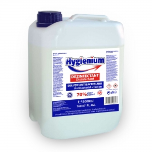 Hygienium Antibacterial Solution 70% alcohol, 5 L