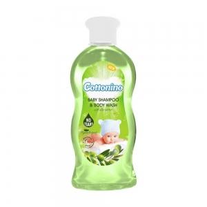 COTTONINO BABY SHAMPOO & BODY WASH OLIVE