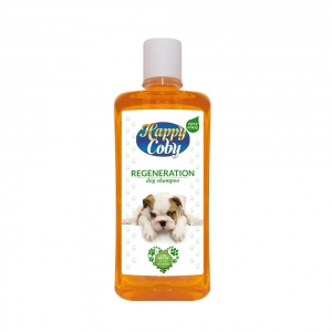 HAPPY COBY SHAMPOOING POUR CHIENS REGENERATION