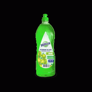 HILLOX DISHWASHING LIQUID DETERGENT APPLE