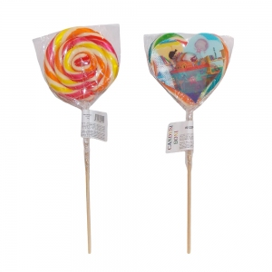 HAND MADE LOLLIPOPS IN POLE HOLDER