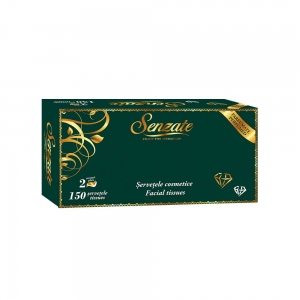 SENZATE FACIAL TISSUES EMERALD