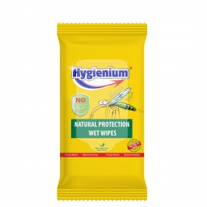 HYGIENIUM WET WIPES NO BZZ 40pcs