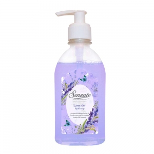 SENZATE ROMANTIC LIQUID SOAP LAVENDER
