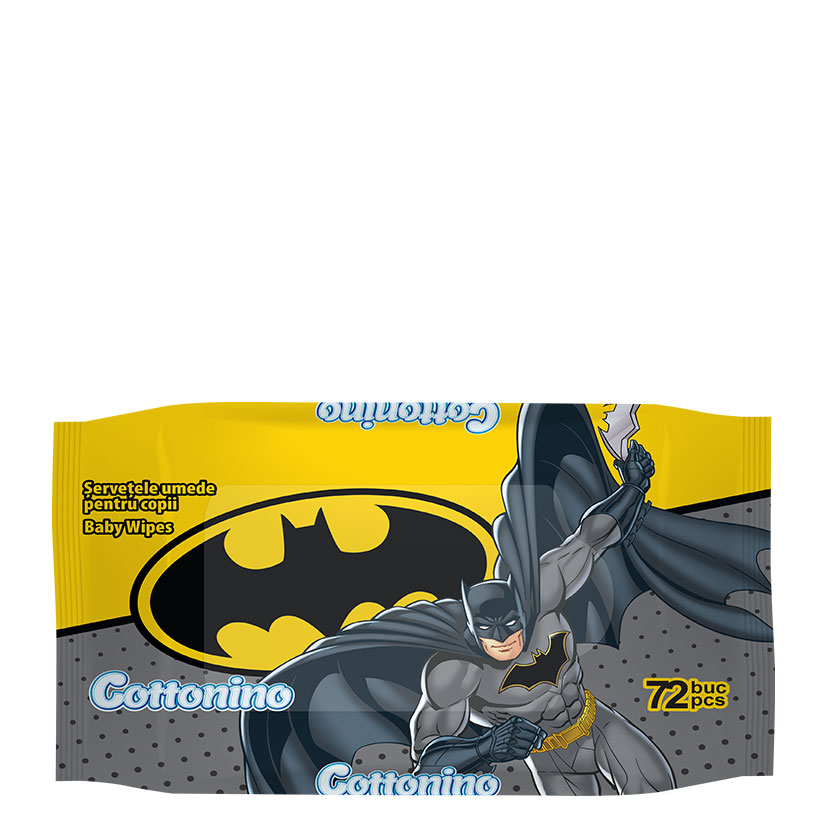 Justice League Wet Wipes