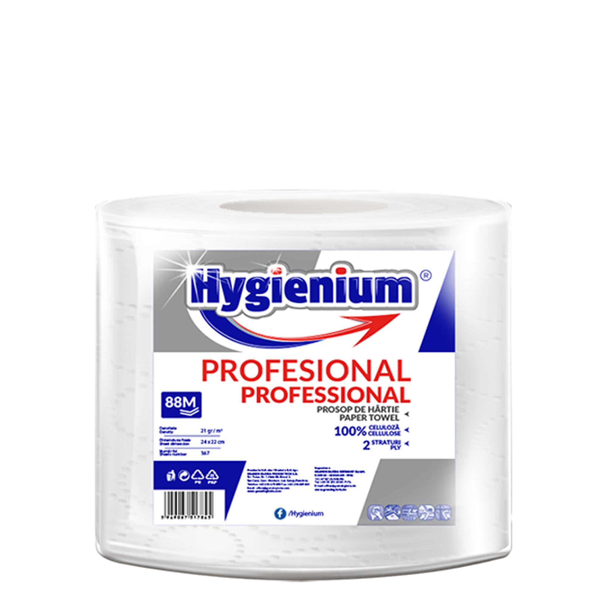 Hygienium Professional Prosop hartie 88 M