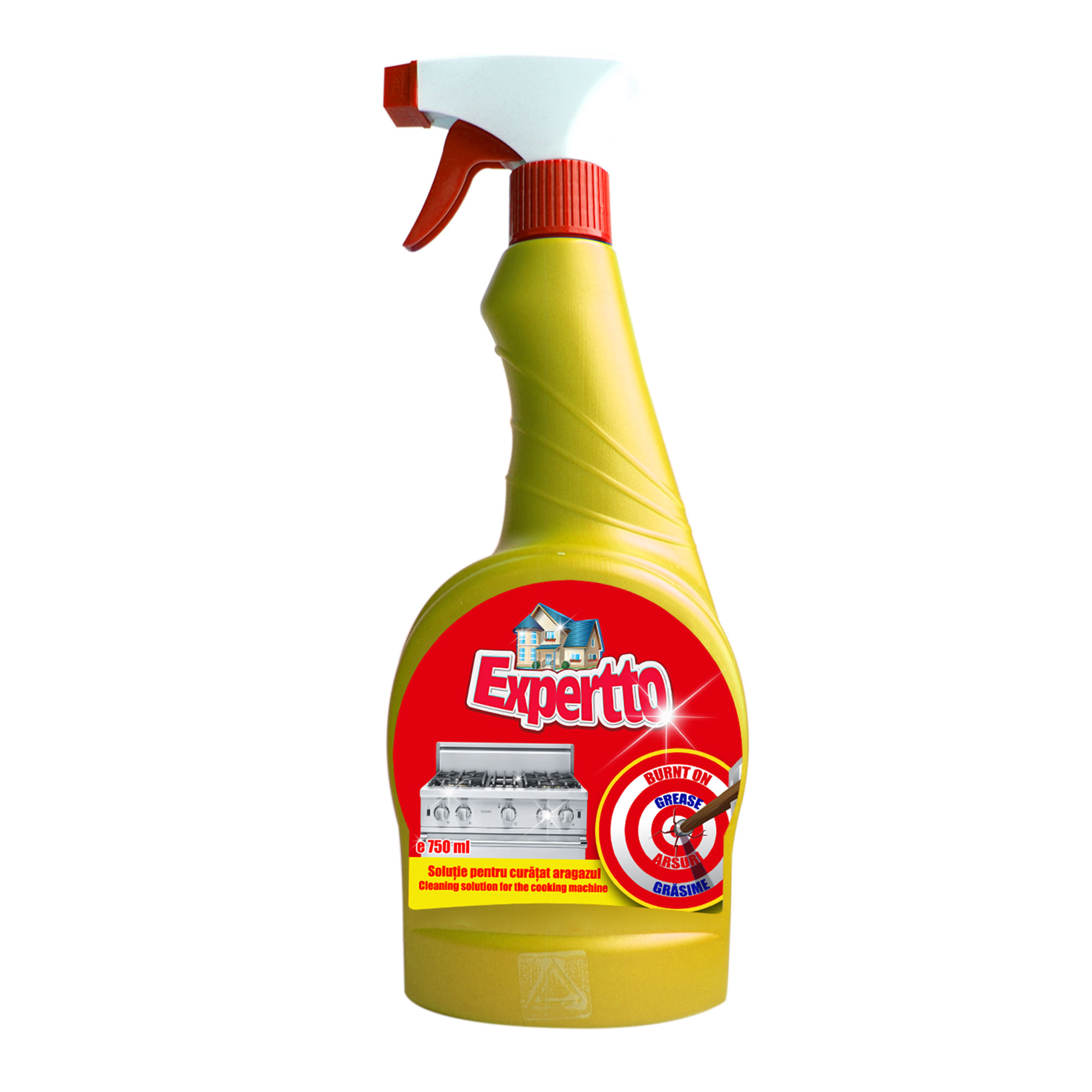 Expertto Cooking Machine Cleaning Solution