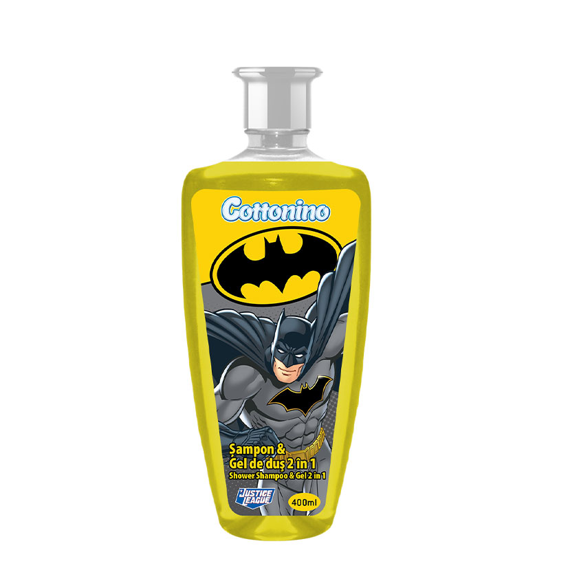 Shampoo & Shower Gel 2 in 1 Batman