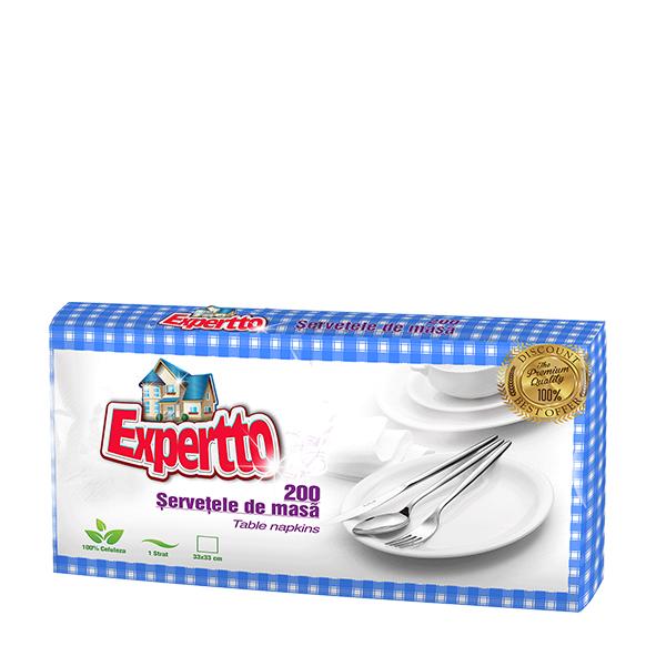 Expertto Servetele de Masa