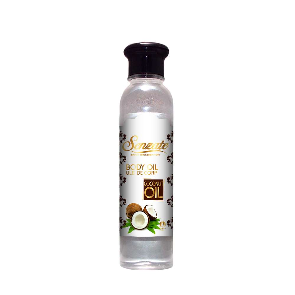 SENZATE BODY OIL COCONUT