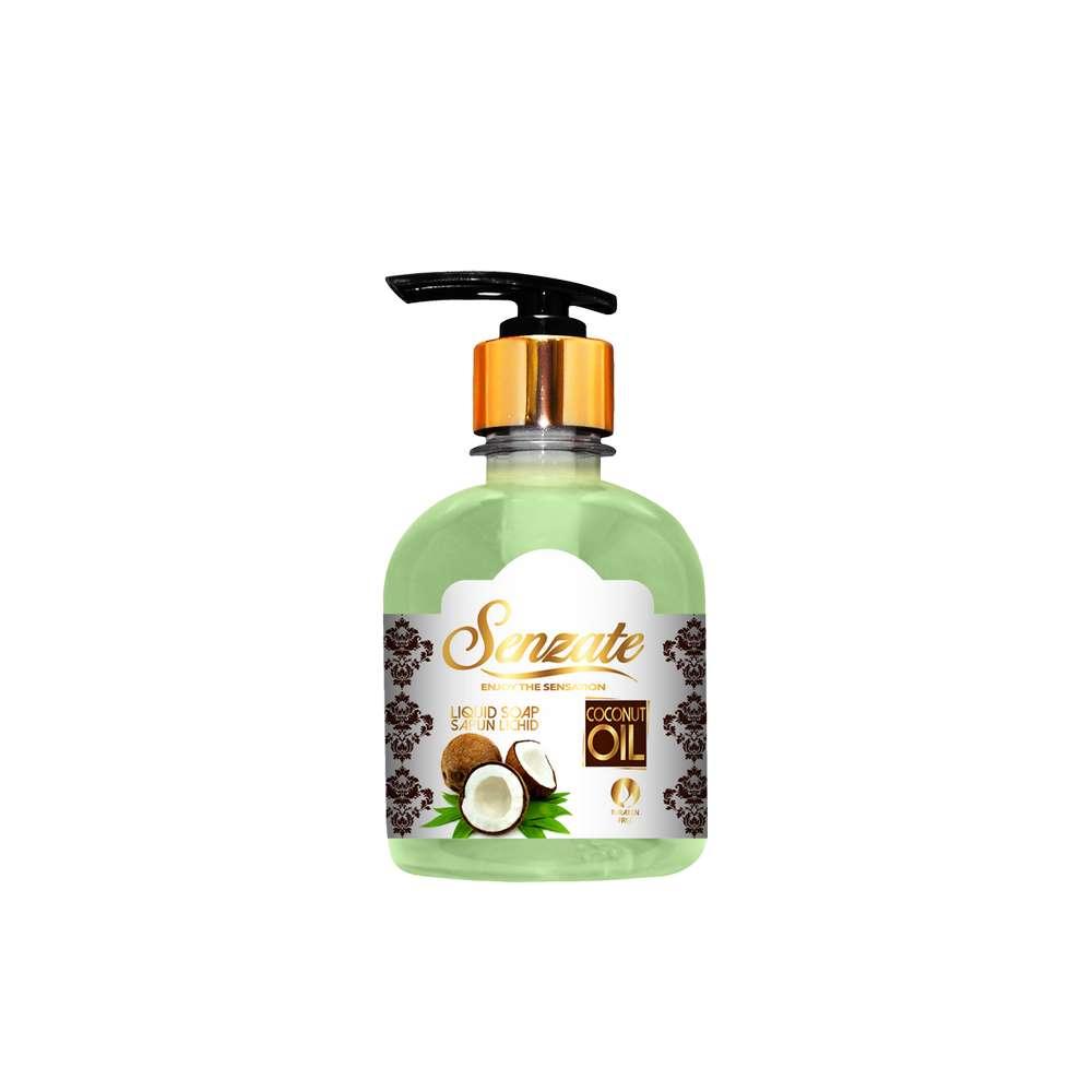 SENZATE LIQUID SOAP COCONUT