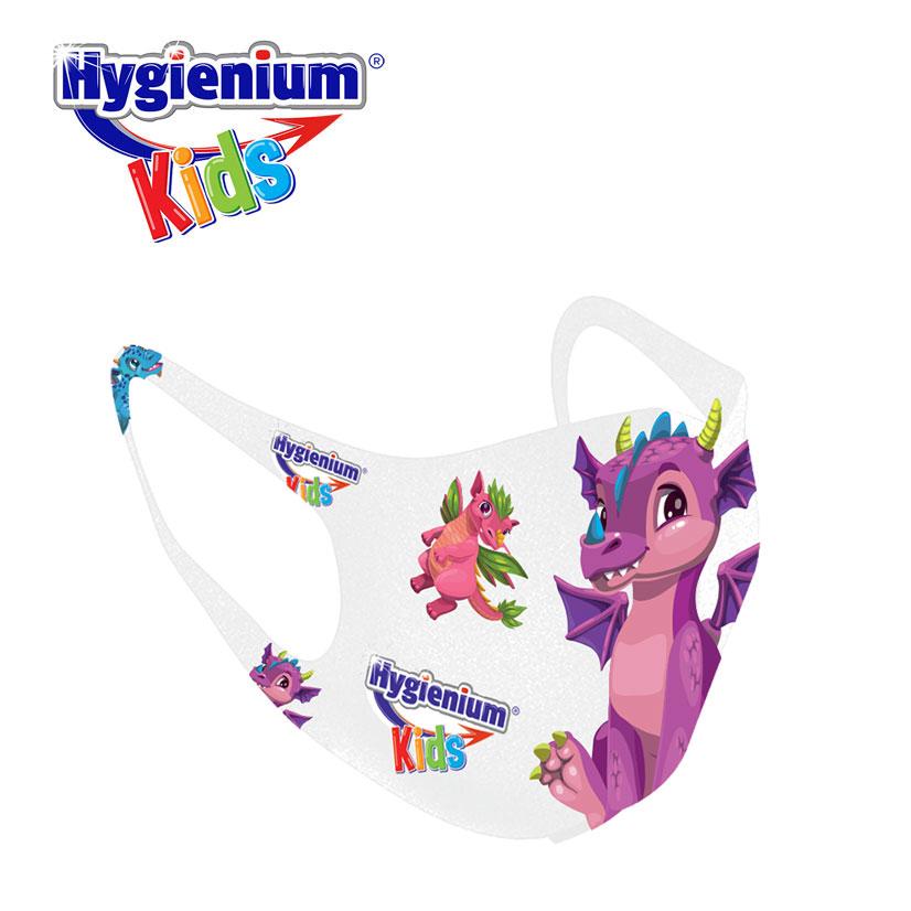 Hygienium Kids Dragon Masca Reutilizabila