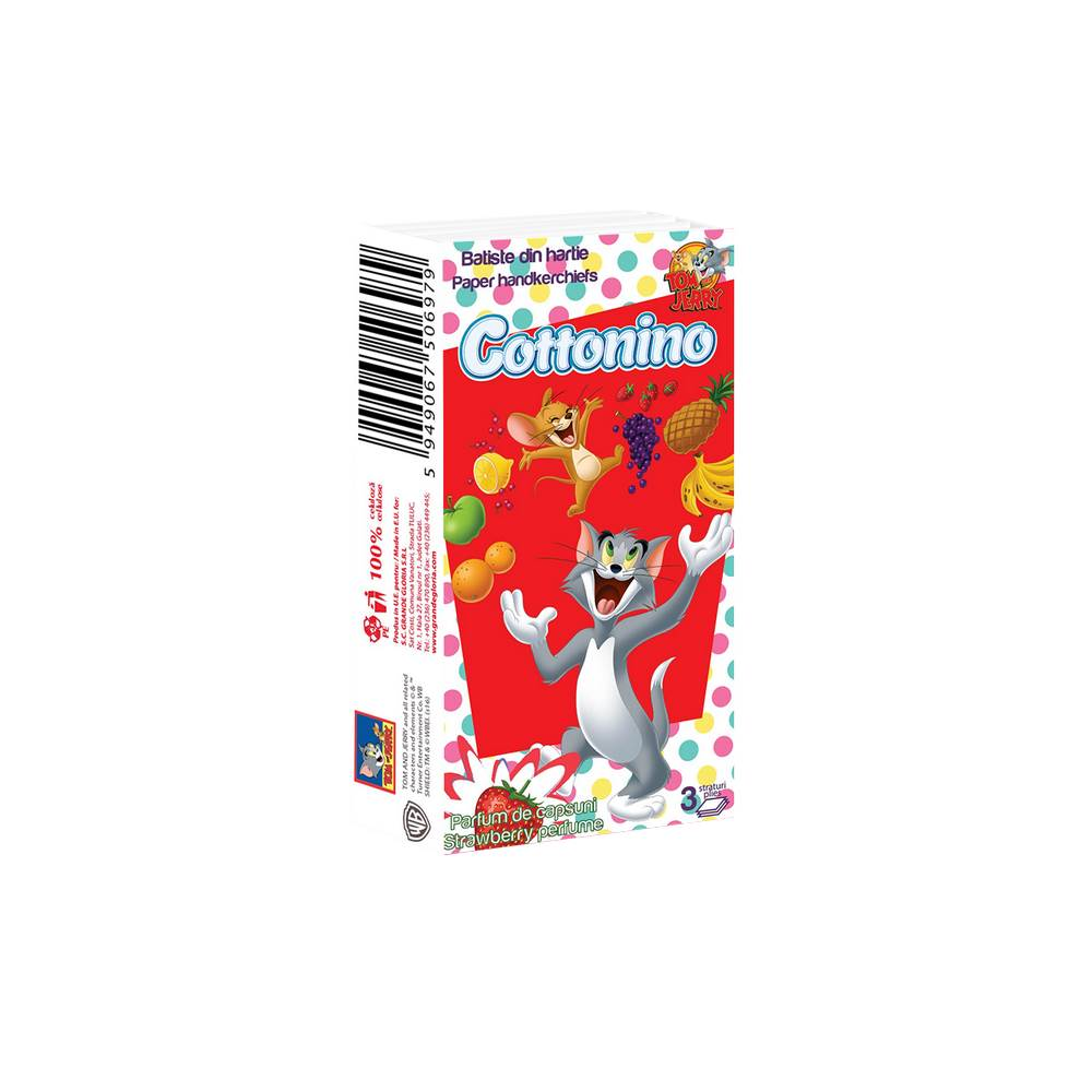 COTTONINO T&J SERVETELE CAPSUNI