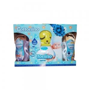 COTTONINO GIFT PACK BLUE